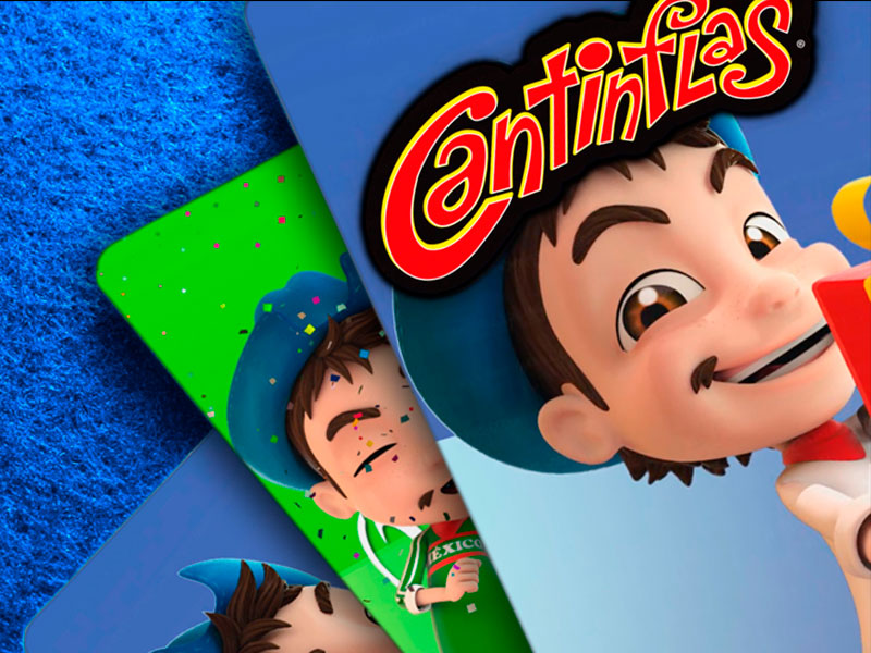 Cantinflas Cards